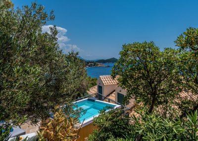 Jacuzzi Executive room with balcony Dubrovnik Villa Orabelle